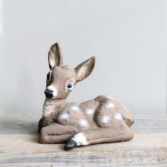 Vintage Deer - Cement Garden Ornament