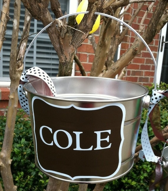 Personalized Easter Basket for Boy or Girl
