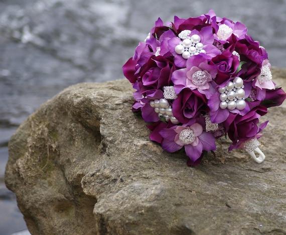 pink purple and gold weddings purple wedding centerpiece