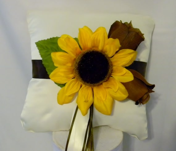 Wedding Ring Bearer Pillow beach fall snowflake Asian custom made any color