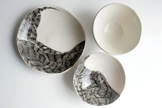 Ophelia Collection ( Tableware )