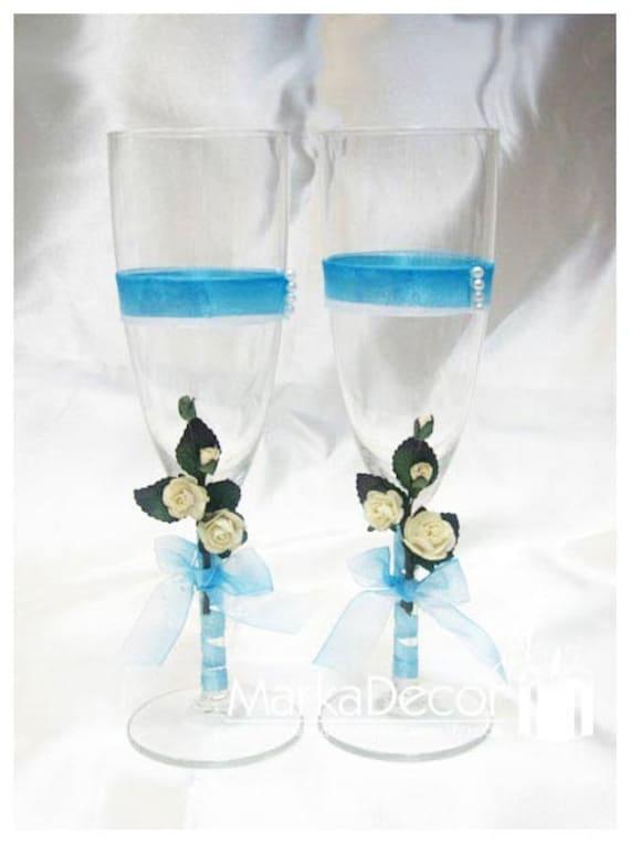 Decora tus copas para boda 58