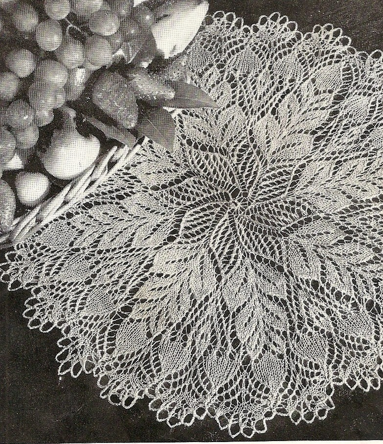 Free Vintage Knit and Crochet Patterns