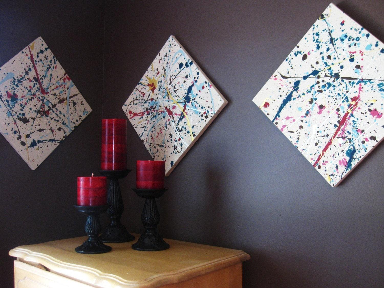 Best Picture Of Splatter Paint Bedroom Dorthy Vernon Journal