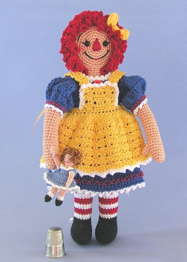 Crochet Patterns Dolls Free Patterns