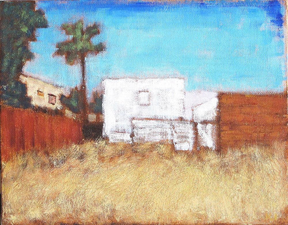San Diego Art Landscape Painting