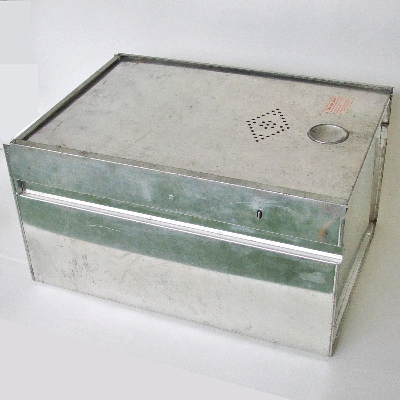 Kitchen Bread Drawer: Tin Bread Drawer Liner For Hoosier Cabinet / Kitchen