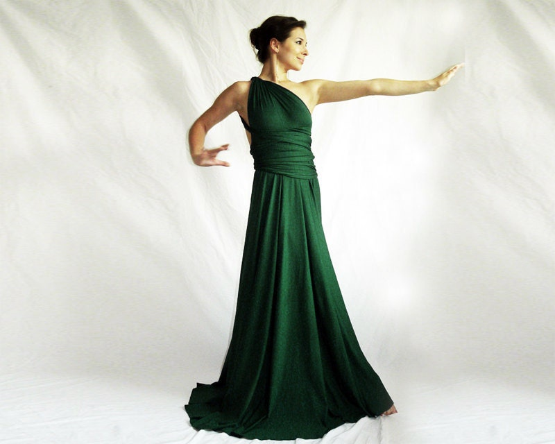 hunter green dresses - photo #25