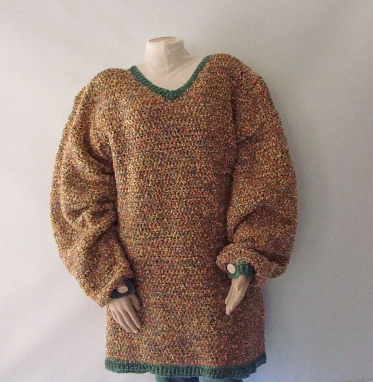 Size 4X 5X Sweater from MirabilisFashions