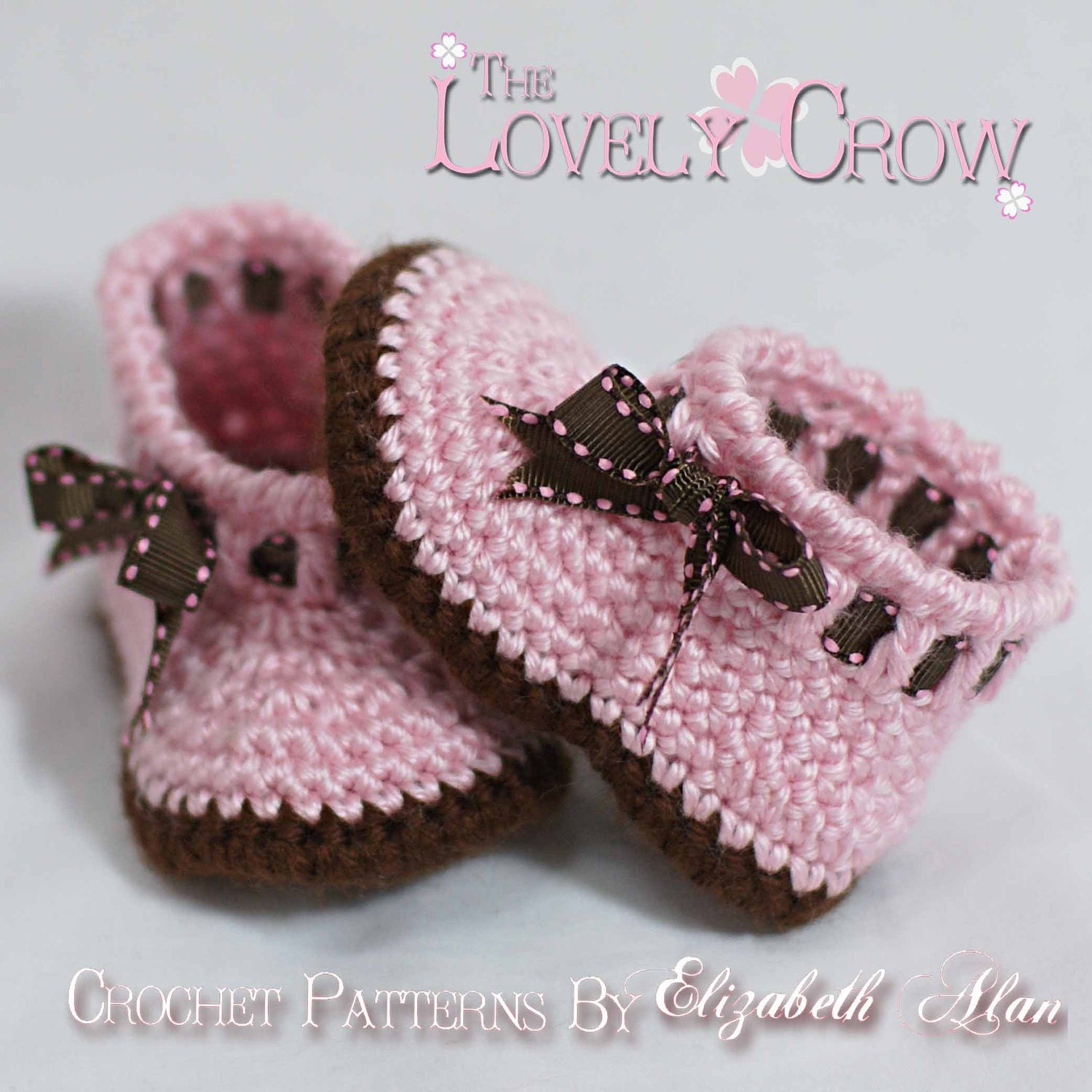 free crochet baby slippers booties pattern Car Tuning