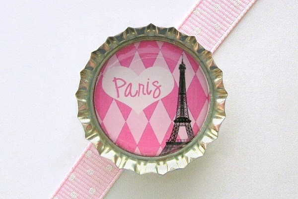 paris magnets french decor paris decorations paris wedding favors