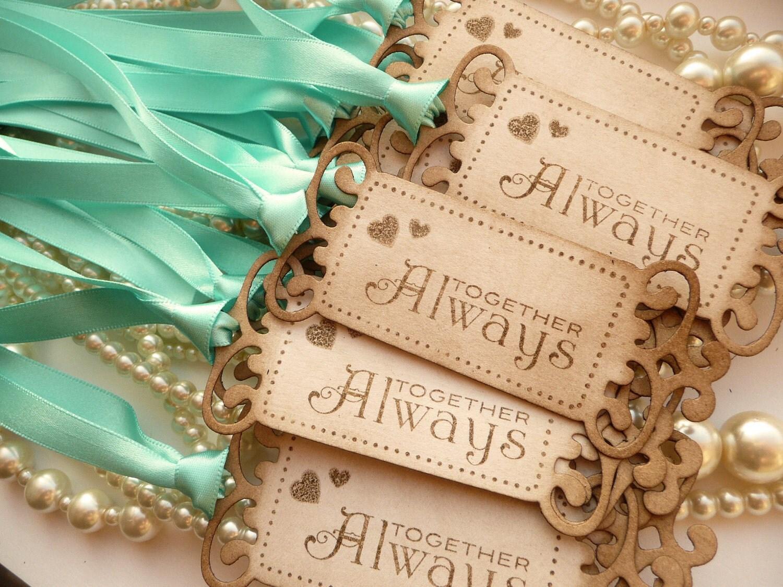 Summer Wedding Ideas: Turquoise