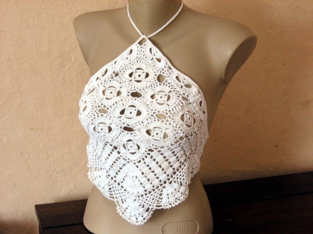 Lacy Tank Pattern - Knitting Patterns and Crochet Patterns from
