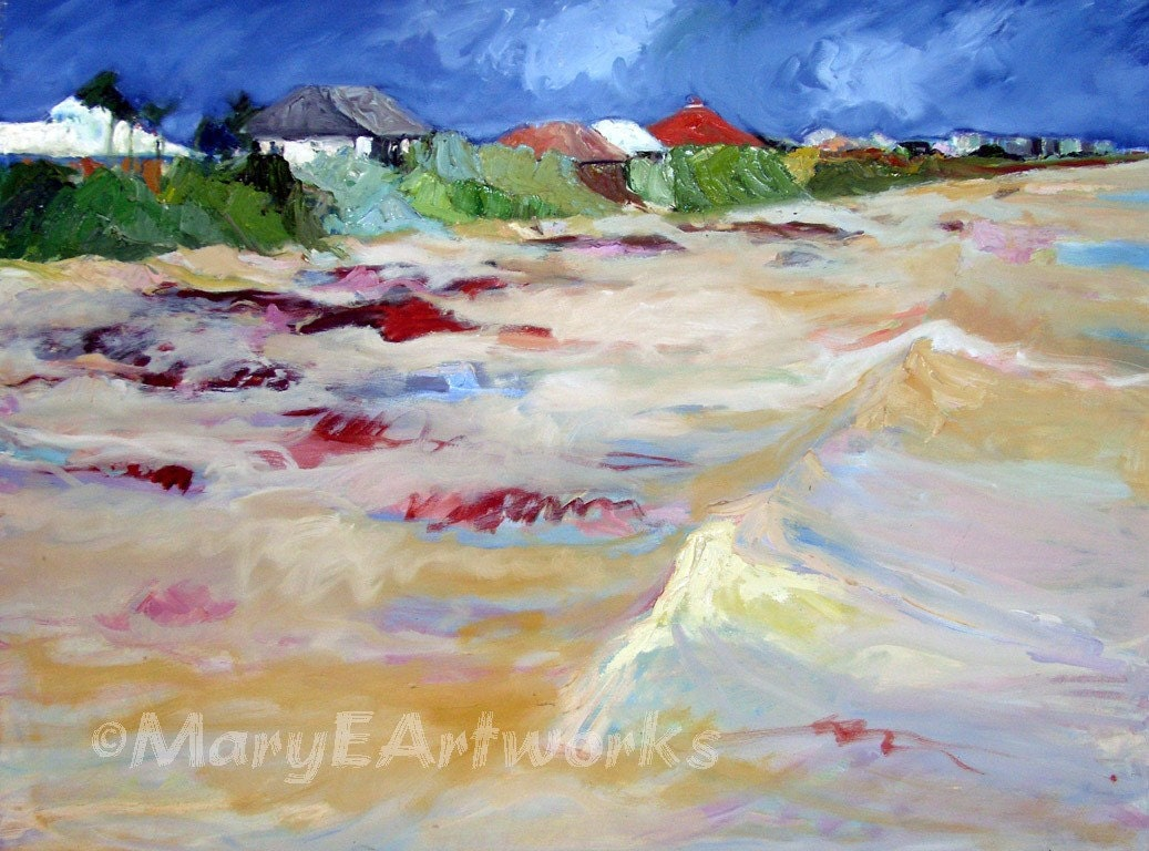 amelia island 16 x 20 art